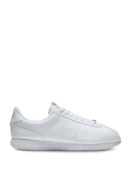 separation shoes 7d2d1 049be Buy Nike Cortez Basic White Sneakers for Men at Best Price ...