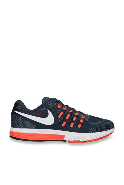 cheap for discount f6fb3 e08b8 Buy Nike Air Zoom Vomero 11 Squadron Blue Running Shoes for Men at Best  Price   Tata CLiQ