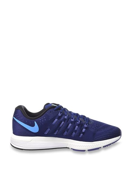 368d8a99d7a9 ... coupon for nike air zoom vomero 11 blue running shoes ef270 88464