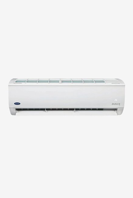 Carrier 1.5 Ton Inverter 3 Star (BEE Rating 2018) Austra CAI18AS3C8F0 Copper Split AC (White)