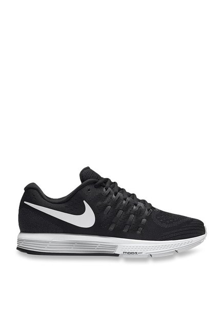 check out c742e d6e21 Buy Nike Air Zoom Vomero 11 Black Running Shoes for Women at Best Price    Tata CLiQ