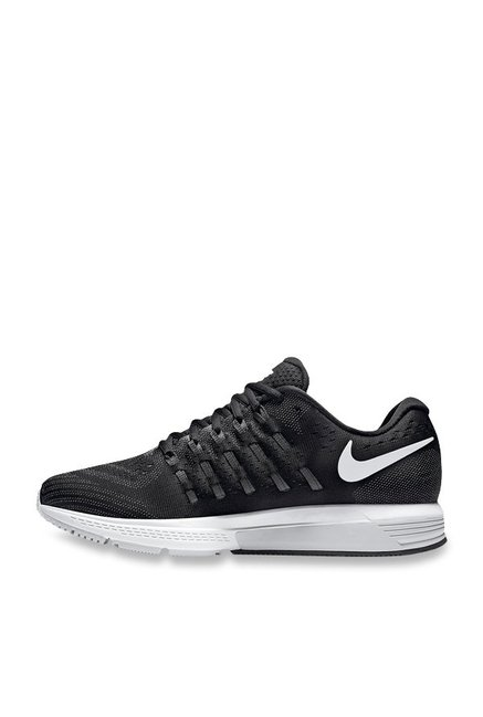 544336408be0 Buy Nike Air Zoom Vomero 11 Black Running Shoes for Women at Best ...