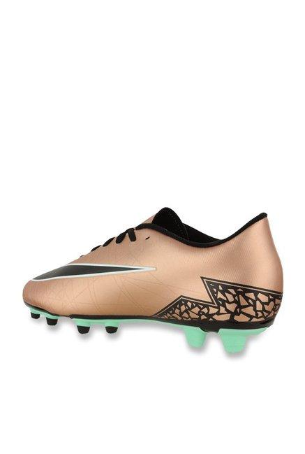 95e64d14584 Buy Nike Hypervenom Phade II FG Rose Gold   Black Football Shoes for ...