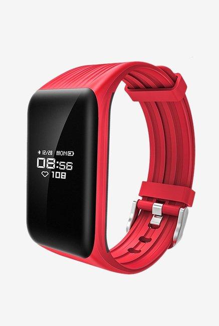 WEARFIT K1 Smart Bracelet Fitness Tracker (Red)