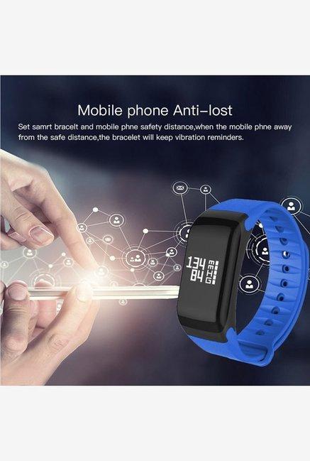 Buy WEARFIT F1 Smart Bracelet Fitness Tracker (Blue) Online At Best