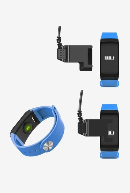 Buy WEARFIT F1 Smart Bracelet Fitness Tracker (Blue) Online