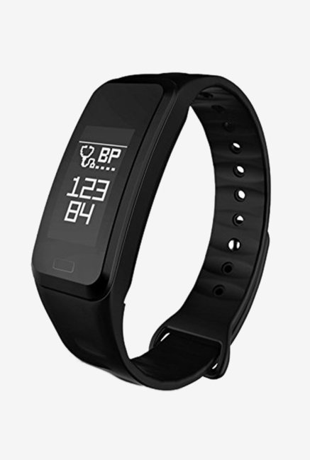 WEARFIT WP108 Smart Bracelet Fitness Tracker (Black)