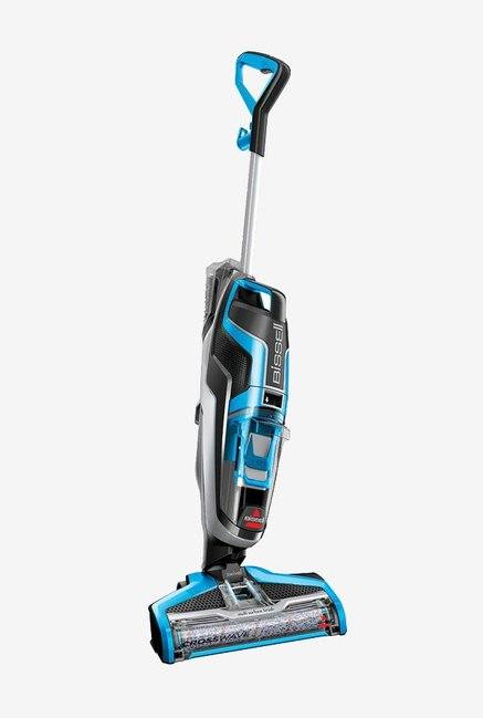 Bissell Crosswave 1713 Hand-Held Vacuum Cleaner (Blue & Grey)