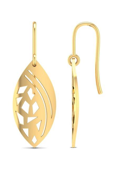 4d04f3079 Buy CaratLane Angle 22k Gold Earrings Online At Best Price @ Tata CLiQ