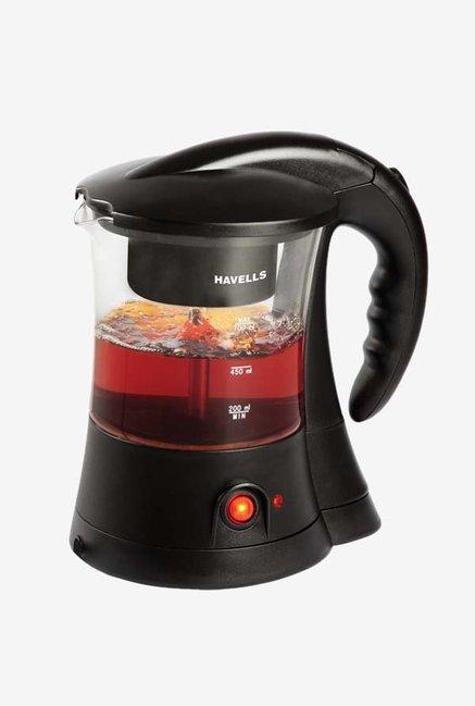 Havells Crystal Coffee Maker (Black)
