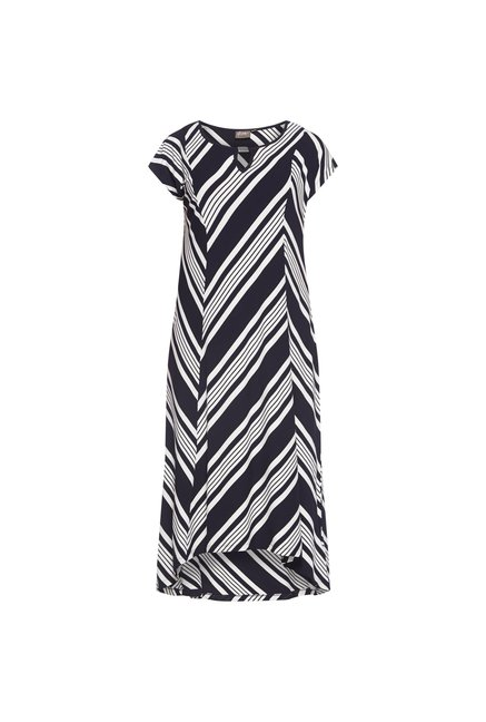 Gia Curve by Westside Navy Slam Dress