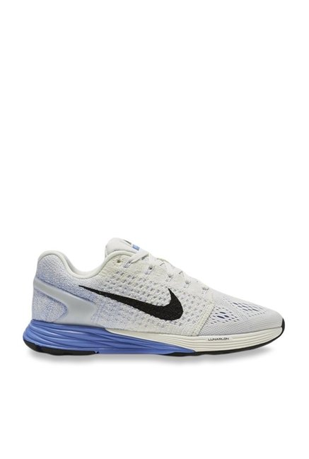 reputable site 0c618 d40a4 Buy Nike Lunarglide 7 White Running Shoes for Women at Best Price   Tata  CLiQ