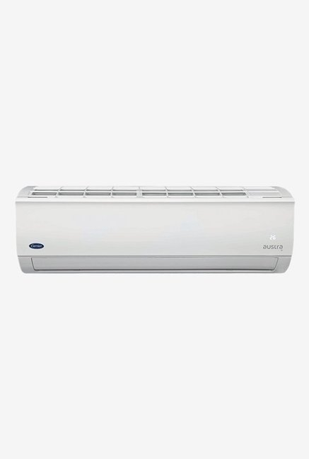 Carrier 1.5 Ton Inverter 5 Star (BEE Rating 2018, Ester+ 18k Cyclojet) Austra CAI18AS5C8F0 Copper Split AC