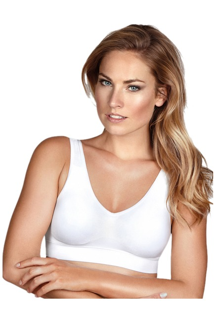 Hunkemoller White Under Wired Basic T-Shirt Bra