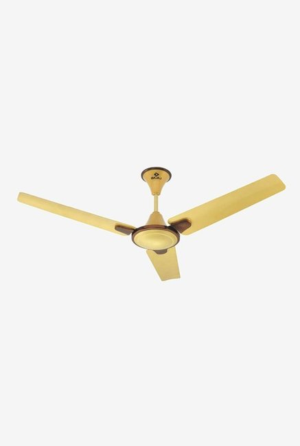 Buy Bajaj ARK 1200 mm 3 Blades Ceiling Fan (Sunshine Gold