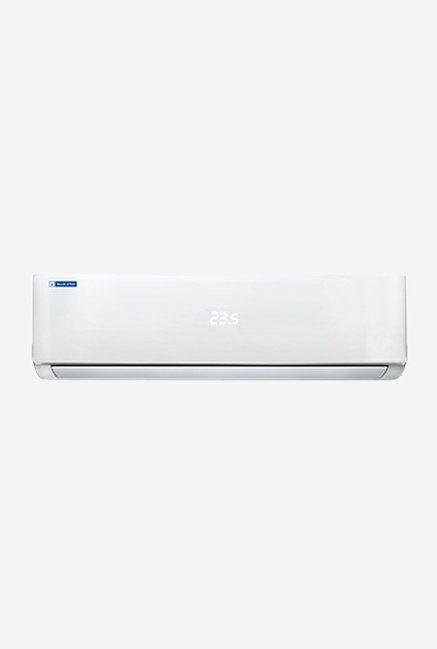 Blue Star 1 Ton Inverter 3 Star (BEE Rating 2018) 3CNHW12MAFU Copper Split AC (White)