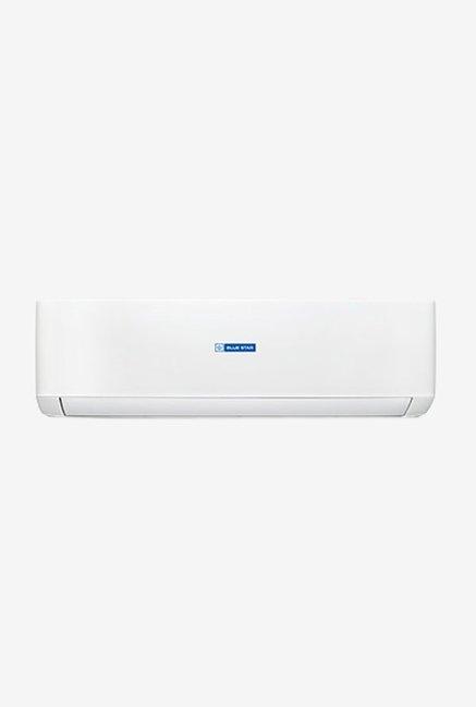 Blue Star 1 Ton Inverter 3 Star (BEE Rating 2018) 3CNHW12OATU Copper Split AC (White)