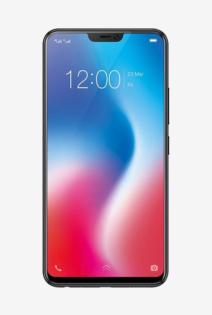 Vivo V9 1723 64GB Pearl Black Mobile