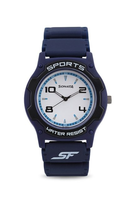 Sonata NF7921PP13 Men's Watch image.