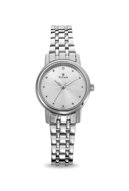 bcfaaad2e Buy Titan 2593SM01 Karishma Revive Analog Watch for Women at Best Price   Tata  CLiQ