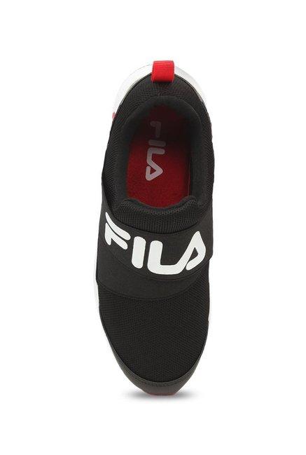 Fila Pergo Black Running Shoes