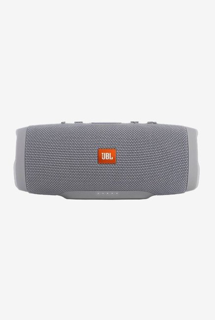 JBL Charge 3 Special Edition Portable Bluetooth Speaker, Gray