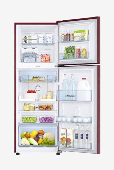 29d754be9e6 Samsung RT28N3342R2 HL 253L Inverter 2 Star Frost Free Double Door  Refrigerator (Star Flower