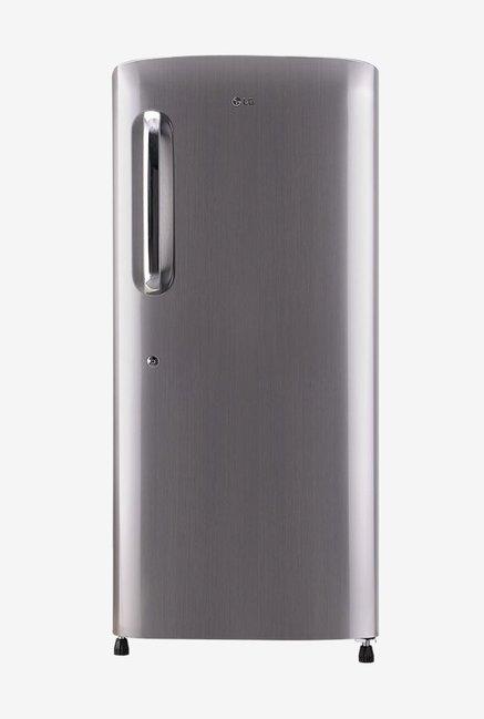 LG GL-B221APZX 215L Inverter 4 Star Direct Cool Single Door Refrigerator (Shiny Steel)