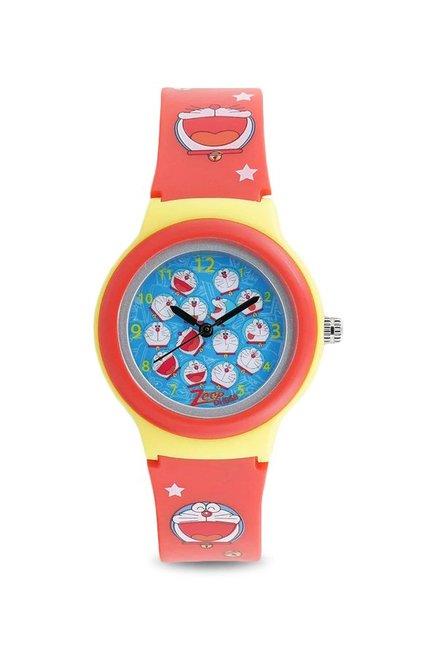 Zoop 26013PP02 Doraemon Analog Watch for Kids