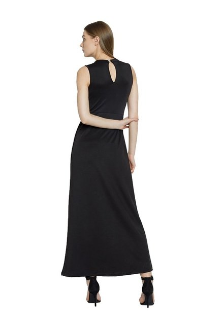 AND Black Maxi Dress