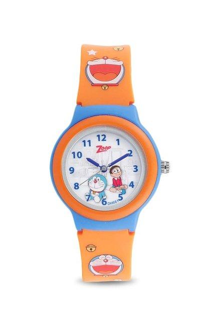 Zoop 26013PP04 Doraemon Analog Watch for Kids