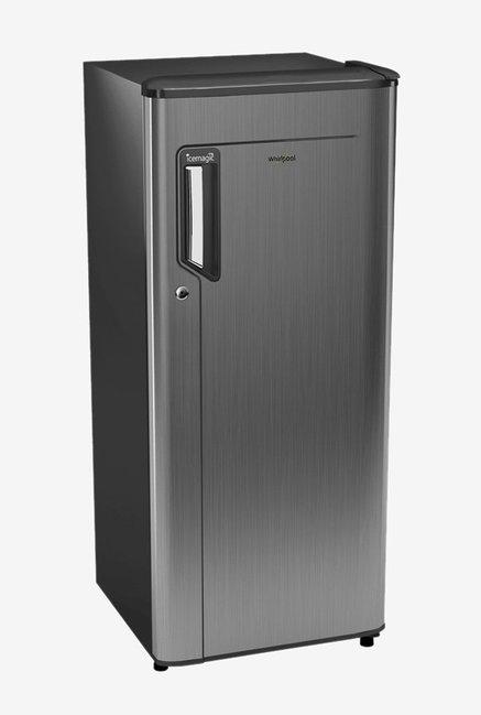 Whirlpool 230 IMFRESH PRM 4S 215L Single Door Refrigerator (Grey Titanium)