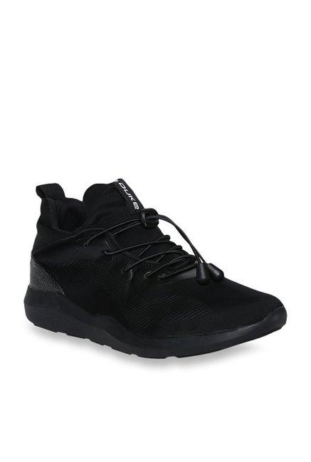 Buy Duke Black Casual Shoes for Men at