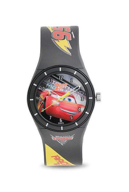 Zoop NKC4048PP13 Cars Analog Watch for Kids