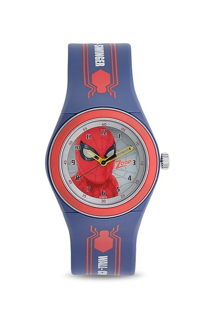 a846e71fc Buy Zoop NKC4048PP12 Spiderman Homecoming Analog Watch for Kids at ...