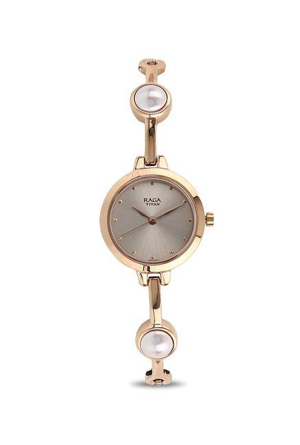 6385e7f1e84 Buy Titan 2576WM01 Raga Analog Watch for Women at Best Price   Tata CLiQ