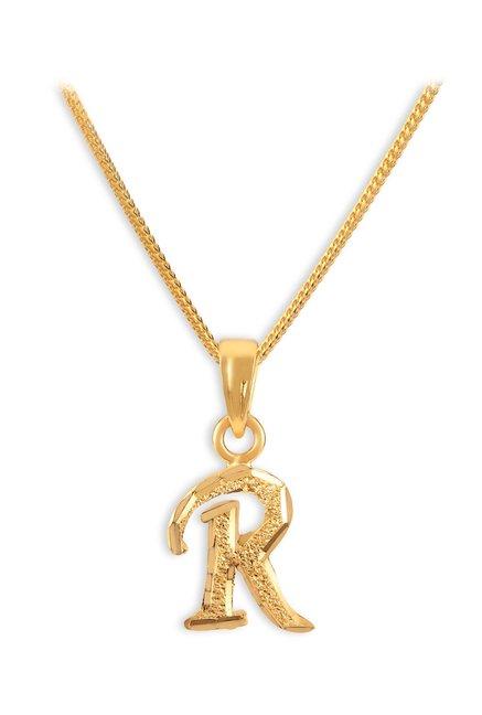 Tanishq 22k Gold Pendant