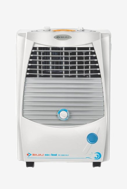 Bajaj PC2000 DLX 15L 150W Room Cooler (White)