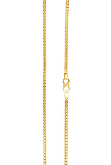 Buy Tanishq 22 KT Gold Chain ID 511107CUDEAA00 for Women ... |Tanishq Gold Chain For Men With Price