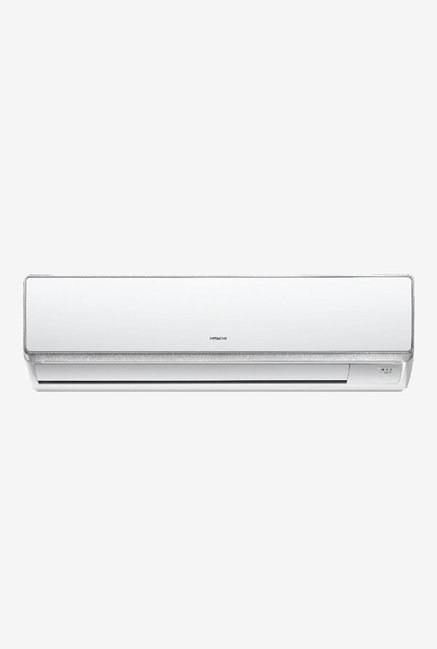 Hitachi 1.5 Ton Inverter 3 Star (BEE Rating 2018) SUGOI 3100S RSH317HBEA Copper Split AC (White)