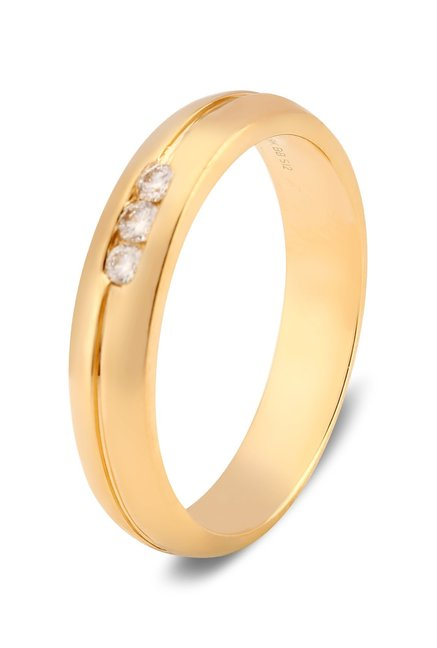 rings dp and women for yellow engagement buy by tanishq diamond ring gold mia