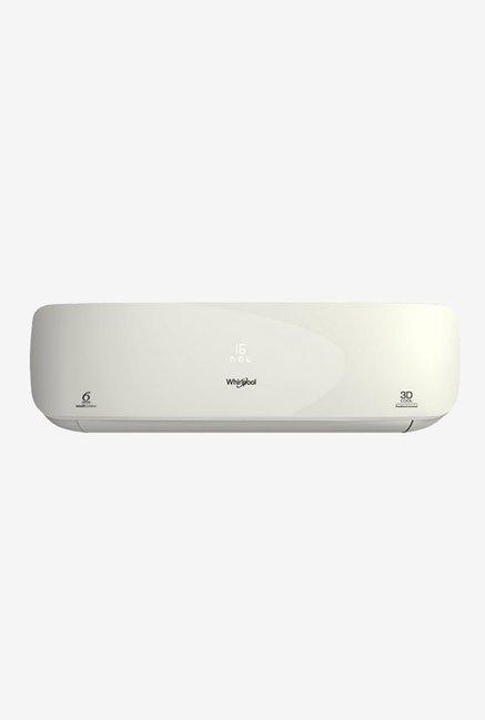 Whirlpool 1 Ton Inverter 3 Star  BEE Rating 2018  3D Cool Purafresh Split AC  White