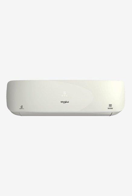 Whirlpool 1 Ton Inverter 3 Star  BEE Rating 2018  3D Cool Split AC  White
