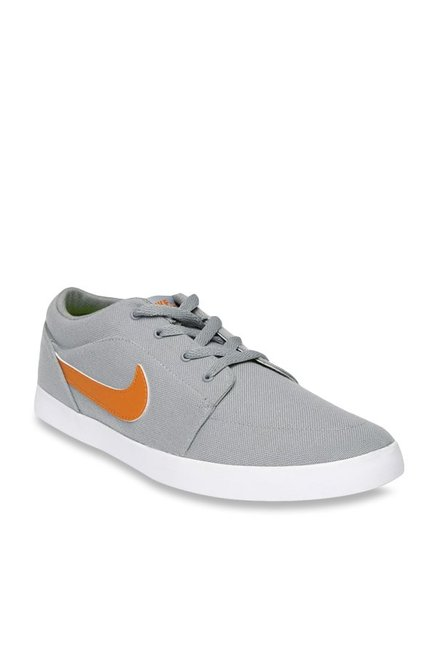 2bc2ba4cd252 Buy Nike Voleio Grey Sneakers for Men at Best Price   Tata CLiQ