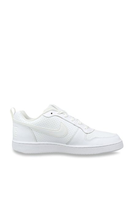 1af7b3368f549 Buy Nike Court Borough Low White Sneakers for Men at Best Price ...