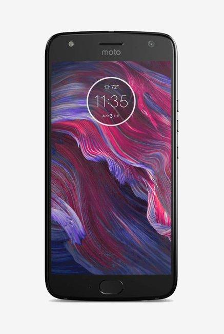 Motorola Moto X4 64  GB  Super Black  6  GB RAM, Dual SIM 4G
