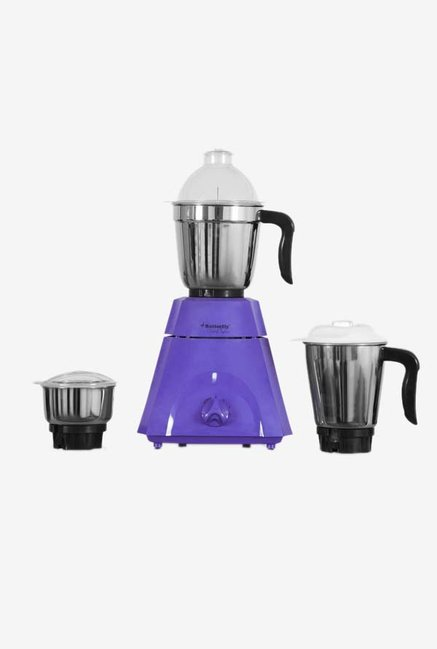Butterfly Grand Turbo 600 W Juicer Mixer Grinder (Violet)