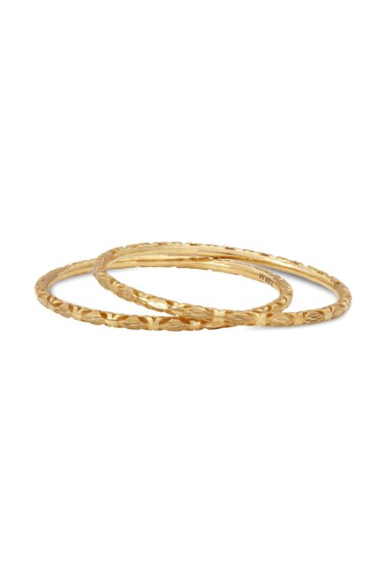 bangle double c cubic asp bracelets and oval set yellow zirconia stone bangles gold p