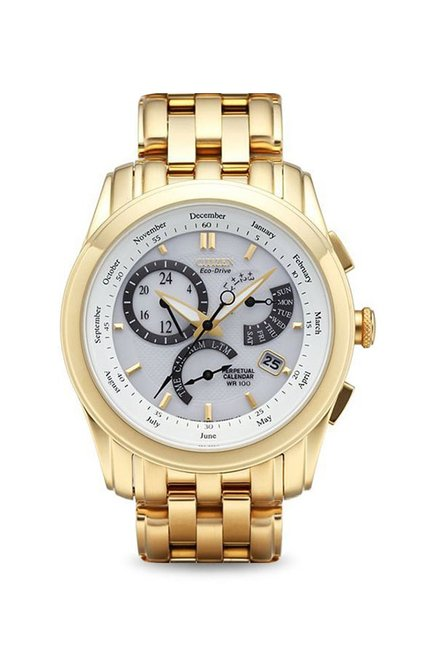 Citizen BL8006-58A Eco-Drive Analog Watch for Men