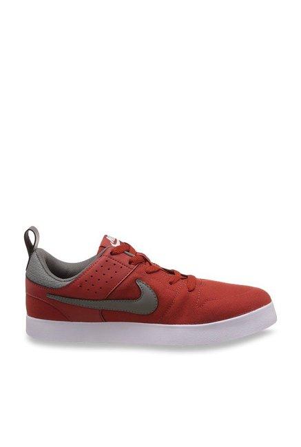 5841d0ed1a4 Buy Nike Liteforce III Red & Grey Sneakers for Men at Best Price ...